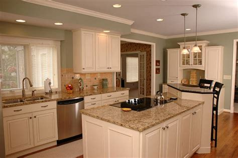 popular kitchen colors for 2014 two different color kitchen cabinets different colors of 7534