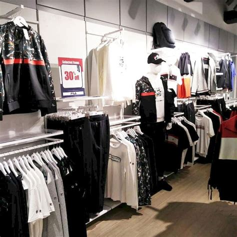 fila outlet store  imm    items storewide
