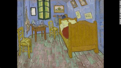 Van Gogh's Bedroom Is On Airbnb