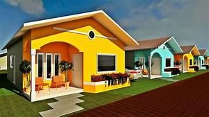 Kleine Moderne Häuser : berufsentwurfs fertigbungalow steuert kleine moderne ~ Lizthompson.info Haus und Dekorationen