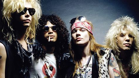 Why You Should Listen To Guns N' Roses