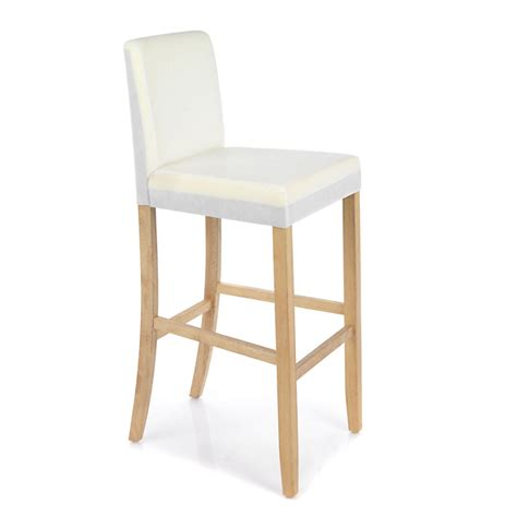 chaise haute pour plan de travail h66cm meryl consoles
