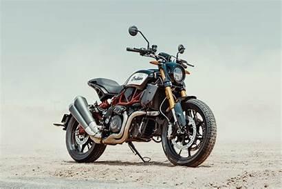 Ftr Indian 1200 Moto Mesure Proue Tombent