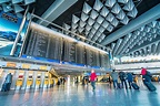 10 airports perfect for business travellers