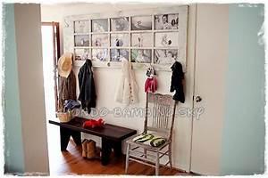 Créer Un Cadre Photo : cr er un cadre photo r cup avec une vieille porte d couvrez le monde de b b ~ Melissatoandfro.com Idées de Décoration