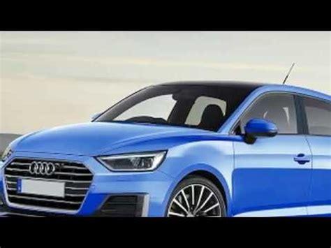 Audi A1 Interni by Audi A1 2018 Prezzo Interni Dimensioni Uscita E Motori