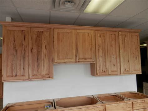 rustic hickory kitchen cabinets amish custom made hickory kitchen cabinets rustic american