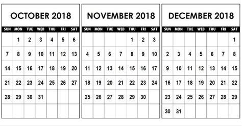 quarterly printable calendars calendar