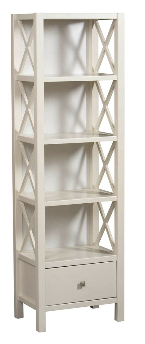 Furniture Fresh Tall Narrow Bookcase For Interiors