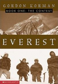 Everest By Gordon Korman Review