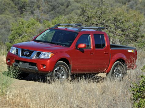 nissan frontier test drive review cargurus