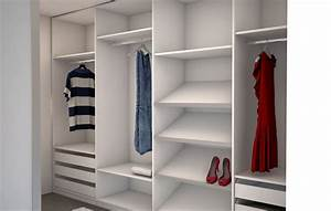 Kleiderschrank Mit Platz Für Fernseher : begehbarer kleiderschrank mit viel platz f r kleider hemden und schuhe hier geht es direkt zu ~ Frokenaadalensverden.com Haus und Dekorationen