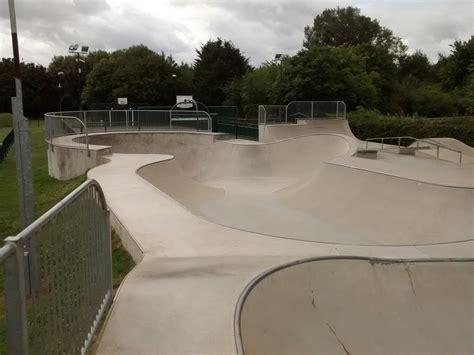 churchdown skatepark guide  churchdown skatepark