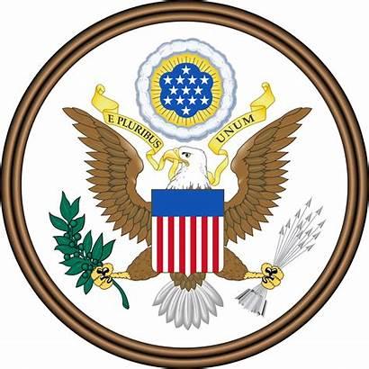 Seal States United Clip America State Svg