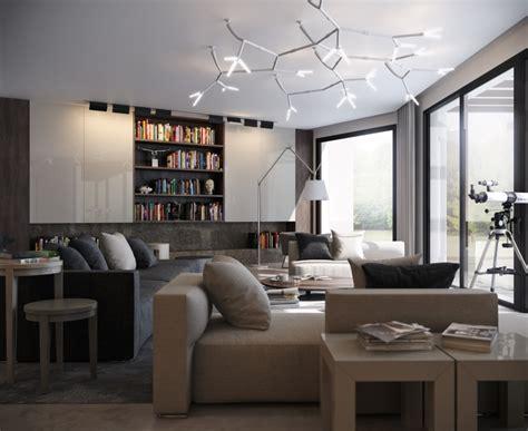 Calming Modern Interiors calming modern interiors