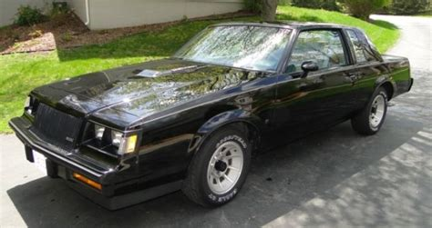 Buick Turbo T by 1987 Buick We4 Turbo T For Sale Photos Technical