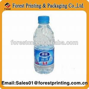 new product plastic portable bottled water no label buy With bottled water no label