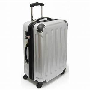 Koffer Zum Rollen : trolley koffer 75cm 115 138l light 4 rollen dehnfalte silber 7 ~ Markanthonyermac.com Haus und Dekorationen
