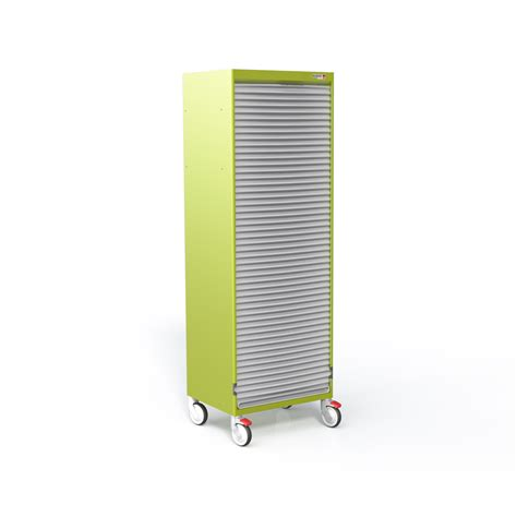 tall mobile cabinet with contain f0600