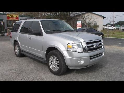 ford expedition xlt review youtube