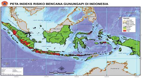keberadaan gunung berapi sebagai rahmat  ancaman