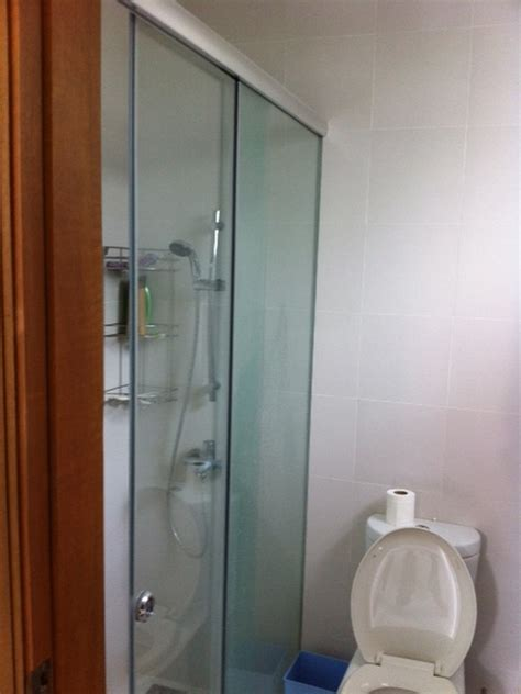 shower screen specialist  singapore frameless design
