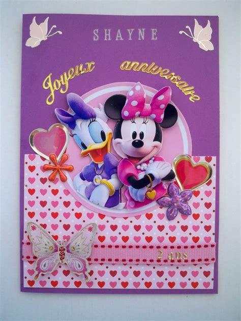 Carte De Voeux Disneyland by De Serviettagnes Loisirs Creatifs Skyrock
