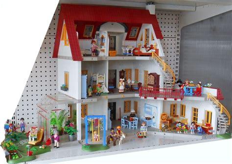 etage supplementaire maison moderne playmobil villa moderne playmobil 4279 201 tage 7387 pi 232 ce 7388 v 233 randa 4281 ebay
