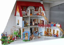 HD wallpapers la maison moderne playmobil 3965 wallpaper-android ...