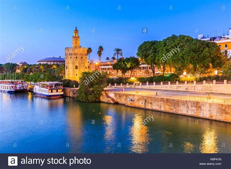 Triana Seville Spain Stock Photos And Triana Seville Spain