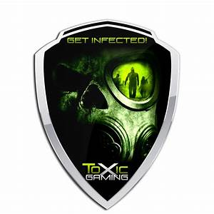 Cool Toxic Logo - ClipArt Best