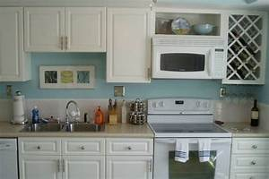 teal blue wall paint wall feature wall paint colour With kitchen colors with white cabinets with teal and yellow wall art