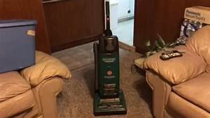 Hoover Dimension U5209-930 Upright Vacuum