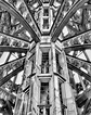 The top of the Ulm Minster's spire #landscape # ...