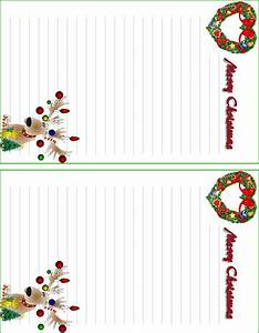 Free christmas stationery word template new calendar template site maxwellsz