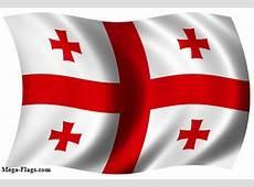 Georgia Flag, Country of Gerogia Flag image