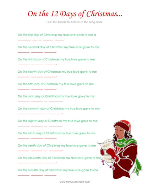 7 Best Images Of Name That Tune Trivia Printable  Printable Christmas Song Trivia, Printable