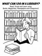 Library Building Coloring Pages Page Zloi1