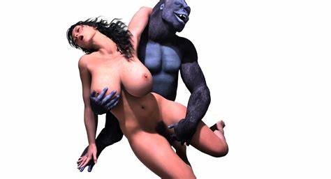 Woman Penetration With A Chimp The Monster Imageboard