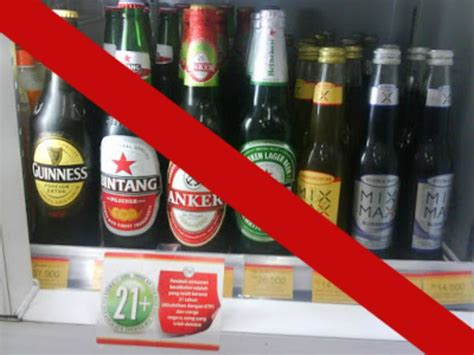 minister  beer ban  minimarkets   protect