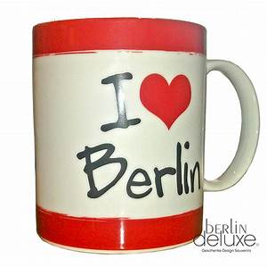 Berlin Souvenirs Online : i love berlin bear mug german gifts souvenirs online shop ~ Markanthonyermac.com Haus und Dekorationen