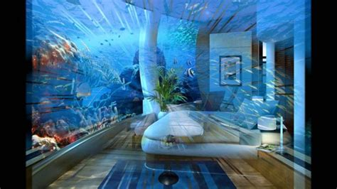 13 of the most amazing underwater hotel experiences in the