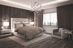 Bilder Für Schlafzimmer Wand : cremefarbene schlafzimmerideen moderne schlafzimmer schlafzimmer und wohnen ~ Sanjose-hotels-ca.com Haus und Dekorationen