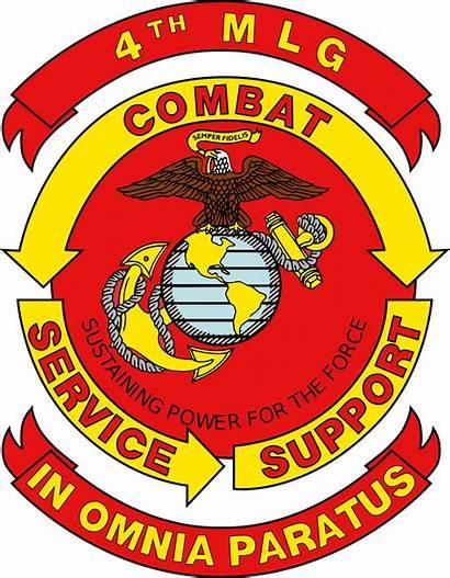 4th Usmc Marine Svg Mlg Vector Logistics