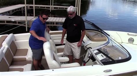 Boating Magazine Boat Tests by Larson All American 23 Boating World Magazine Boat Test