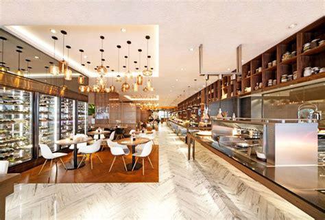 bright  spacious restaurant  designphase dba