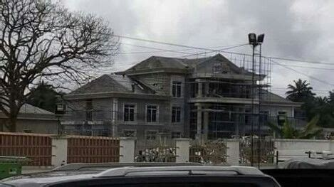 Governor Udom Emmanuel's Mansion After 3 Months Of