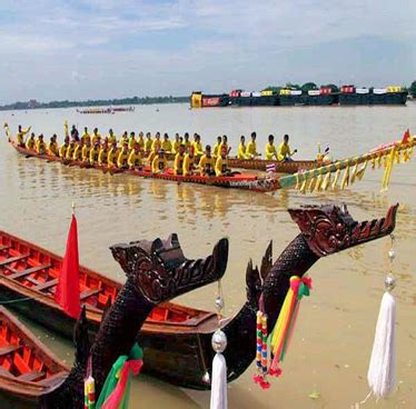 Dragon Boat Festival In Thailand by Inspire Hua Hin Dragon Boat Festival In Thailand