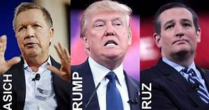 SITREP | 2016 Republican Presidential Candidates on U.S ...