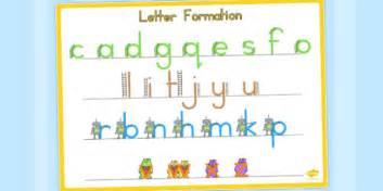 au large letter formation poster large letter formation